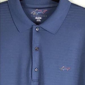 Greg Norman Playdry Men's XL golf shirt